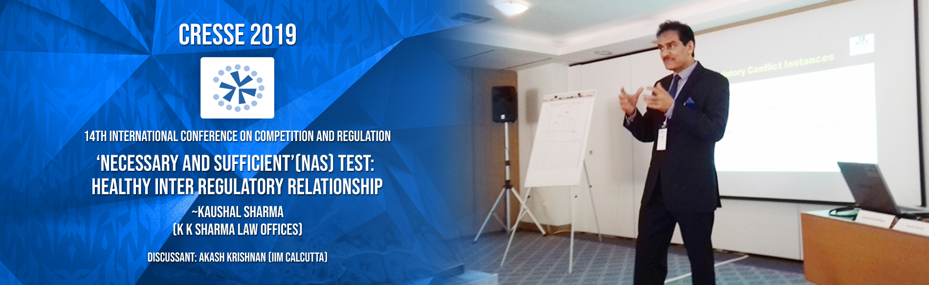 14th International Conference on Competition and Regulation, CRESSE 2019